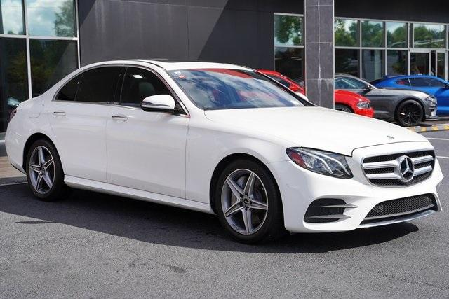 Used 2018 Mercedes-Benz E-Class E 300 for sale $36,992 at Gravity Autos Roswell in Roswell GA 30076 7