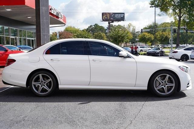 Used 2018 Mercedes-Benz E-Class E 300 for sale $36,992 at Gravity Autos Roswell in Roswell GA 30076 8