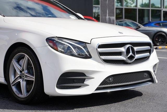 Used 2018 Mercedes-Benz E-Class E 300 for sale $36,992 at Gravity Autos Roswell in Roswell GA 30076 9