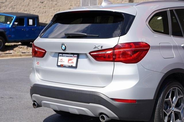 Used 2018 BMW X1 xDrive28i for sale $31,496 at Gravity Autos Roswell in Roswell GA 30076 14