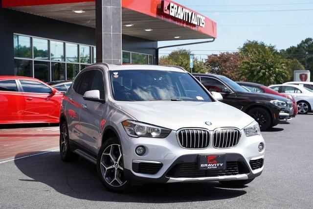 Used 2018 BMW X1 xDrive28i for sale $31,496 at Gravity Autos Roswell in Roswell GA 30076 2