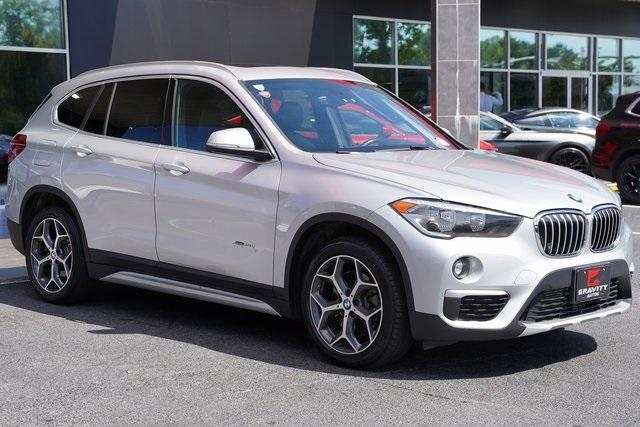 Used 2018 BMW X1 xDrive28i for sale $31,496 at Gravity Autos Roswell in Roswell GA 30076 7