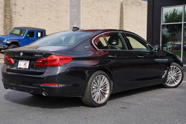 Used 2018 BMW 5 Series 530e iPerformance for sale $37,496 at Gravity Autos Roswell in Roswell GA 30076 13