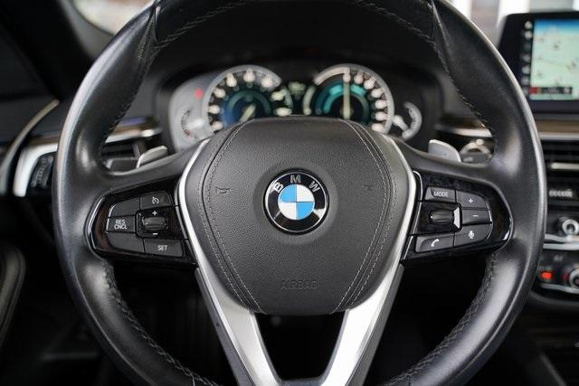 Used 2018 BMW 5 Series 530e iPerformance for sale $37,496 at Gravity Autos Roswell in Roswell GA 30076 17