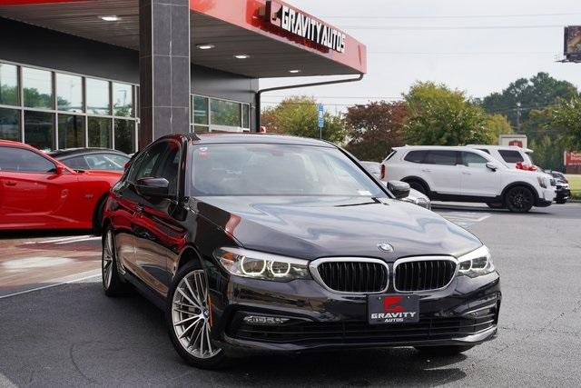 Used 2018 BMW 5 Series 530e iPerformance for sale $37,496 at Gravity Autos Roswell in Roswell GA 30076 2