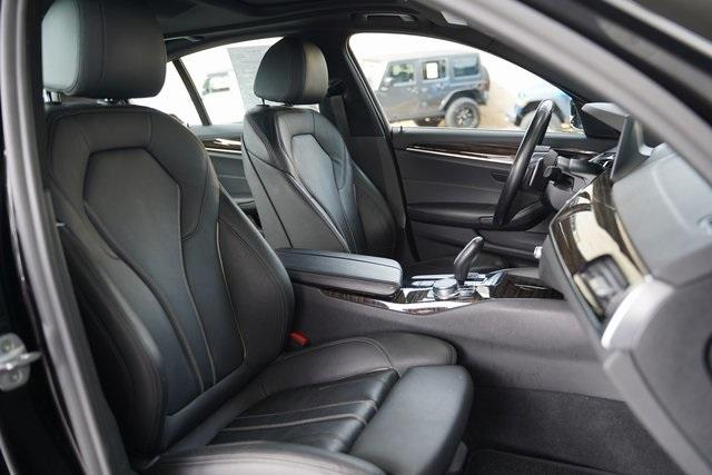 Used 2018 BMW 5 Series 530e iPerformance for sale $37,496 at Gravity Autos Roswell in Roswell GA 30076 30