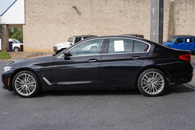 Used 2018 BMW 5 Series 530e iPerformance for sale $37,496 at Gravity Autos Roswell in Roswell GA 30076 4