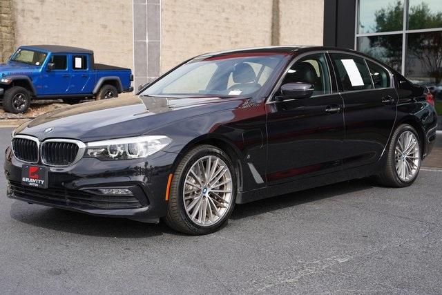 Used 2018 BMW 5 Series 530e iPerformance for sale $37,496 at Gravity Autos Roswell in Roswell GA 30076 5