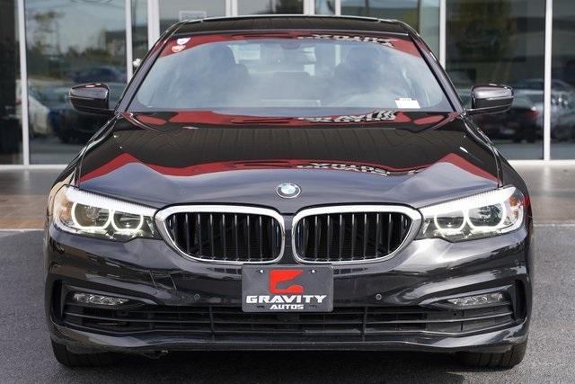 Used 2018 BMW 5 Series 530e iPerformance for sale $37,496 at Gravity Autos Roswell in Roswell GA 30076 6