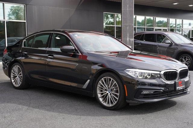 Used 2018 BMW 5 Series 530e iPerformance for sale $37,496 at Gravity Autos Roswell in Roswell GA 30076 7