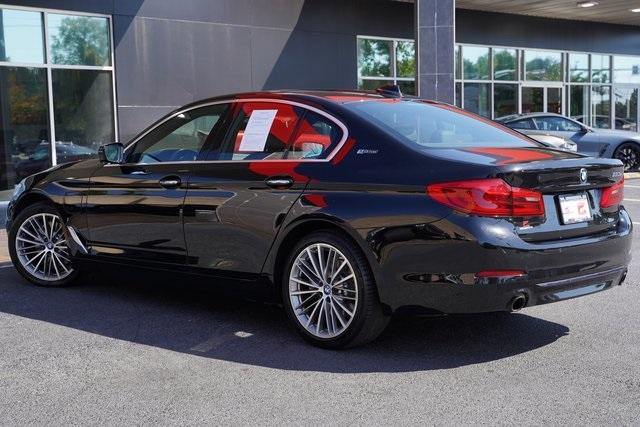 Used 2018 BMW 5 Series 530e iPerformance for sale $36,996 at Gravity Autos Roswell in Roswell GA 30076 11