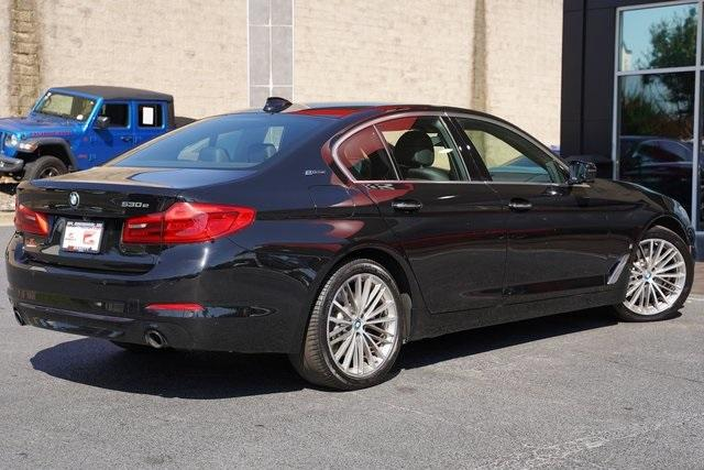 Used 2018 BMW 5 Series 530e iPerformance for sale $36,996 at Gravity Autos Roswell in Roswell GA 30076 13