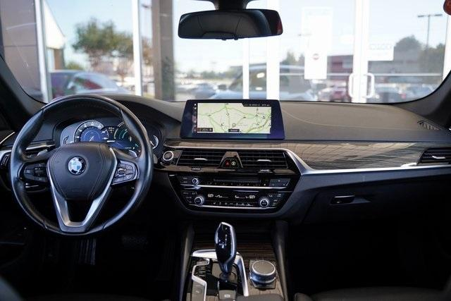 Used 2018 BMW 5 Series 530e iPerformance for sale $36,996 at Gravity Autos Roswell in Roswell GA 30076 16
