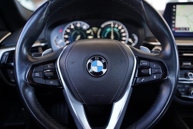 Used 2018 BMW 5 Series 530e iPerformance for sale $36,996 at Gravity Autos Roswell in Roswell GA 30076 17