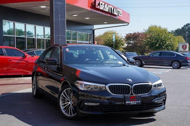 Used 2018 BMW 5 Series 530e iPerformance for sale $36,996 at Gravity Autos Roswell in Roswell GA 30076 2