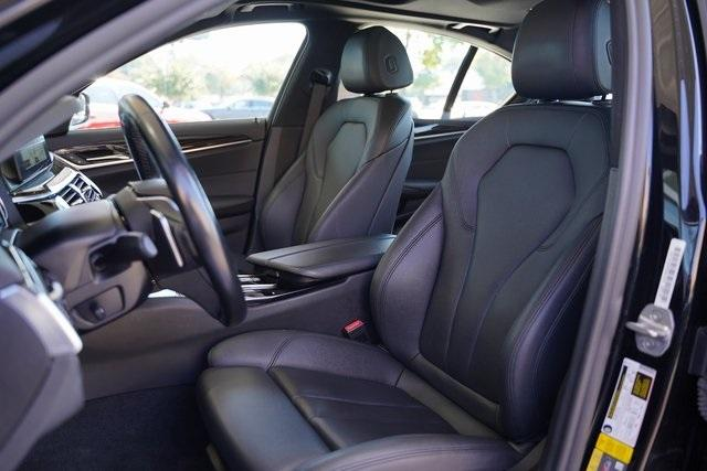 Used 2018 BMW 5 Series 530e iPerformance for sale $36,996 at Gravity Autos Roswell in Roswell GA 30076 29