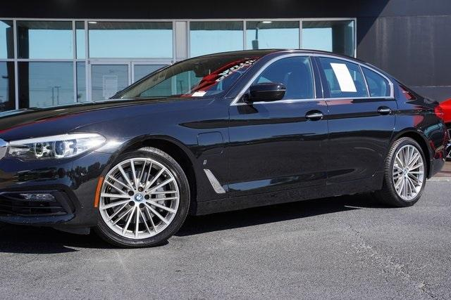 Used 2018 BMW 5 Series 530e iPerformance for sale $36,996 at Gravity Autos Roswell in Roswell GA 30076 3