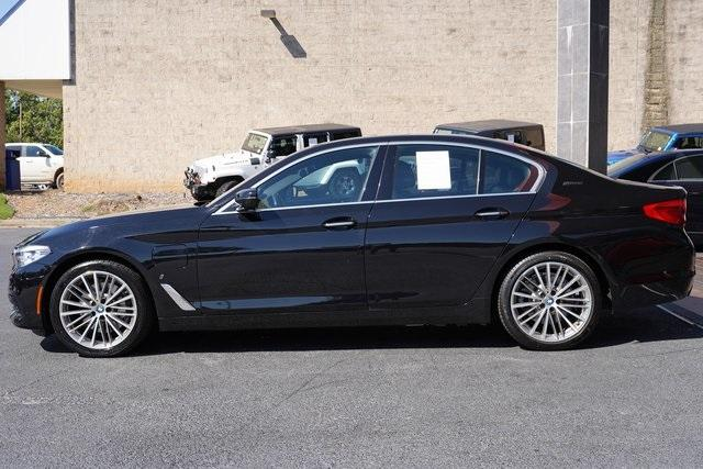 Used 2018 BMW 5 Series 530e iPerformance for sale $36,996 at Gravity Autos Roswell in Roswell GA 30076 4