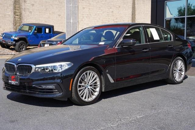 Used 2018 BMW 5 Series 530e iPerformance for sale $36,996 at Gravity Autos Roswell in Roswell GA 30076 5