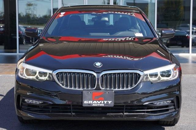 Used 2018 BMW 5 Series 530e iPerformance for sale $36,996 at Gravity Autos Roswell in Roswell GA 30076 6