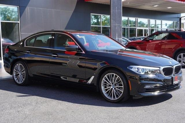 Used 2018 BMW 5 Series 530e iPerformance for sale $36,996 at Gravity Autos Roswell in Roswell GA 30076 7