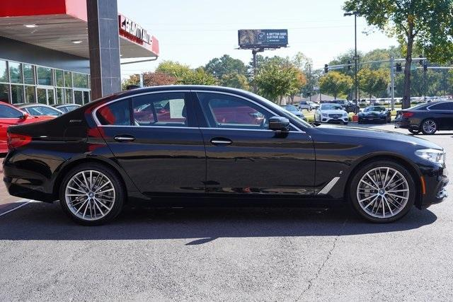 Used 2018 BMW 5 Series 530e iPerformance for sale $36,996 at Gravity Autos Roswell in Roswell GA 30076 8