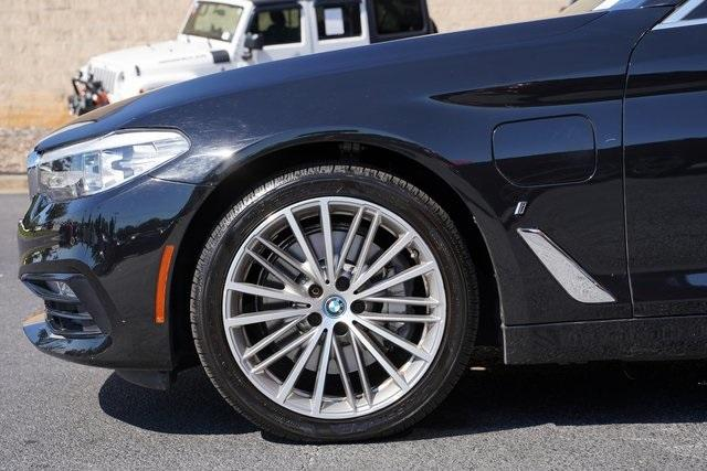 Used 2018 BMW 5 Series 530e iPerformance for sale $36,996 at Gravity Autos Roswell in Roswell GA 30076 9