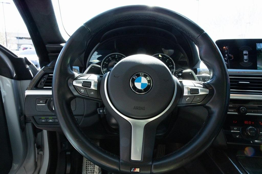 Used 2017 BMW 6 Series 640i xDrive Gran Coupe for sale $39,496 at Gravity Autos Roswell in Roswell GA 30076 10