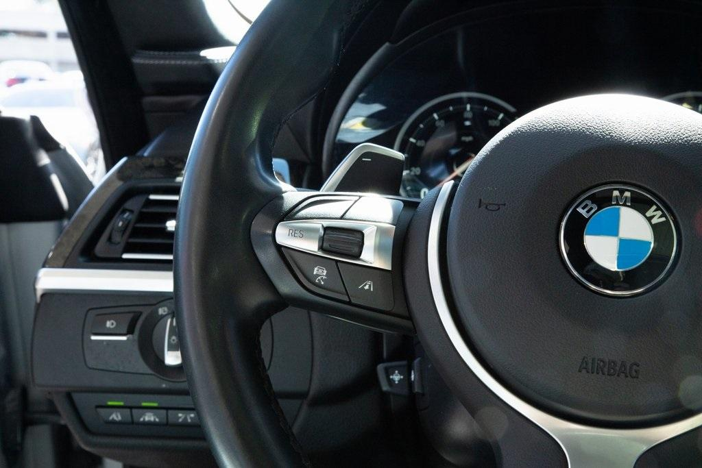Used 2017 BMW 6 Series 640i xDrive Gran Coupe for sale $39,496 at Gravity Autos Roswell in Roswell GA 30076 11