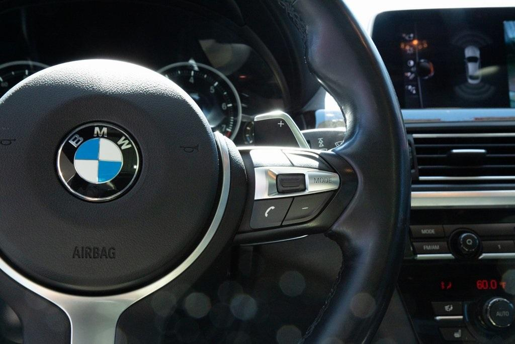 Used 2017 BMW 6 Series 640i xDrive Gran Coupe for sale $39,496 at Gravity Autos Roswell in Roswell GA 30076 12