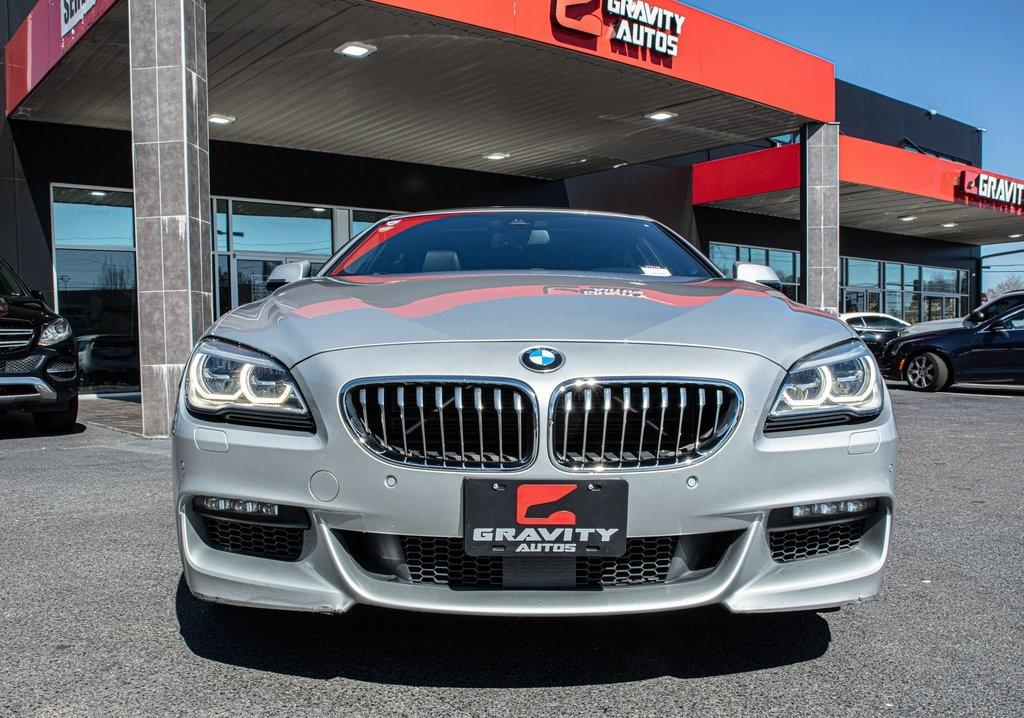 Used 2017 BMW 6 Series 640i xDrive Gran Coupe for sale $39,496 at Gravity Autos Roswell in Roswell GA 30076 2