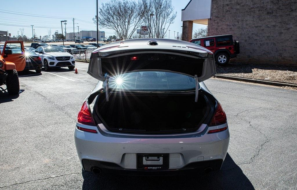 Used 2017 BMW 6 Series 640i xDrive Gran Coupe for sale $39,496 at Gravity Autos Roswell in Roswell GA 30076 7