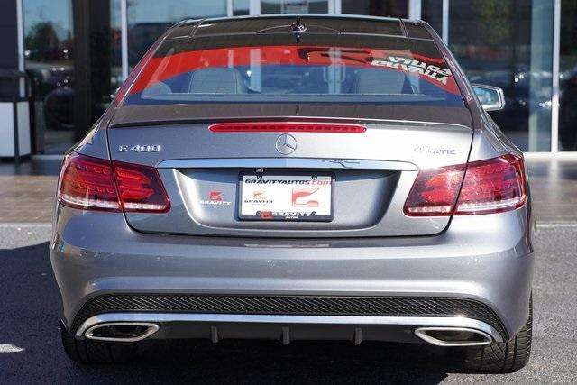 Used 2017 Mercedes-Benz E-Class E 400 for sale $37,992 at Gravity Autos Roswell in Roswell GA 30076 12