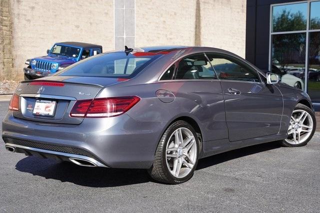 Used 2017 Mercedes-Benz E-Class E 400 for sale $37,992 at Gravity Autos Roswell in Roswell GA 30076 13