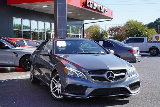 Used 2017 Mercedes-Benz E-Class E 400 for sale $37,992 at Gravity Autos Roswell in Roswell GA 30076 2