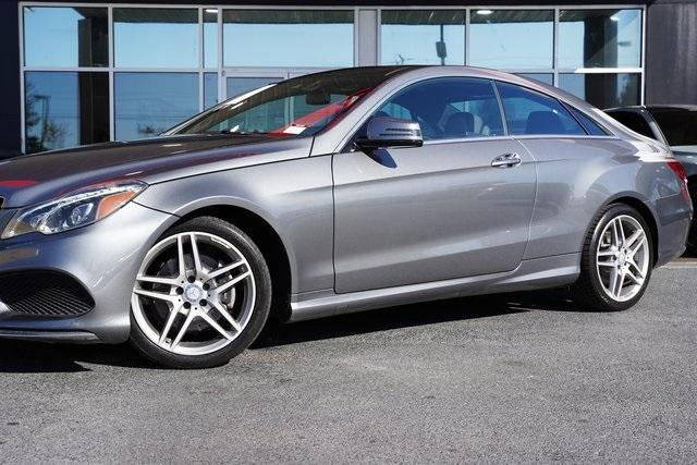 Used 2017 Mercedes-Benz E-Class E 400 for sale $37,992 at Gravity Autos Roswell in Roswell GA 30076 3