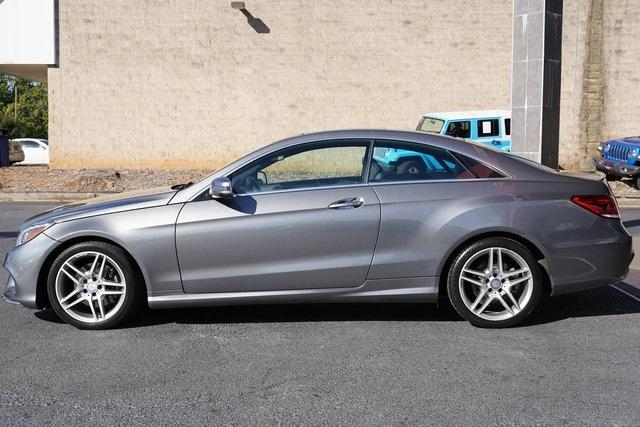 Used 2017 Mercedes-Benz E-Class E 400 for sale $37,992 at Gravity Autos Roswell in Roswell GA 30076 4