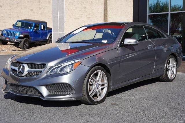 Used 2017 Mercedes-Benz E-Class E 400 for sale $37,992 at Gravity Autos Roswell in Roswell GA 30076 5