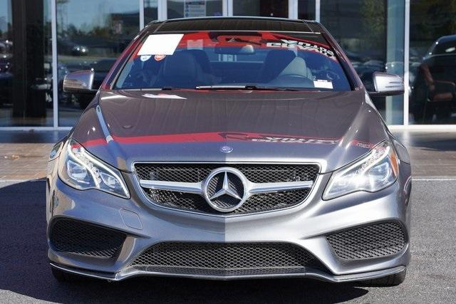 Used 2017 Mercedes-Benz E-Class E 400 for sale $37,992 at Gravity Autos Roswell in Roswell GA 30076 6