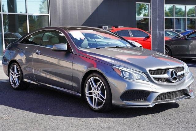 Used 2017 Mercedes-Benz E-Class E 400 for sale $37,992 at Gravity Autos Roswell in Roswell GA 30076 7