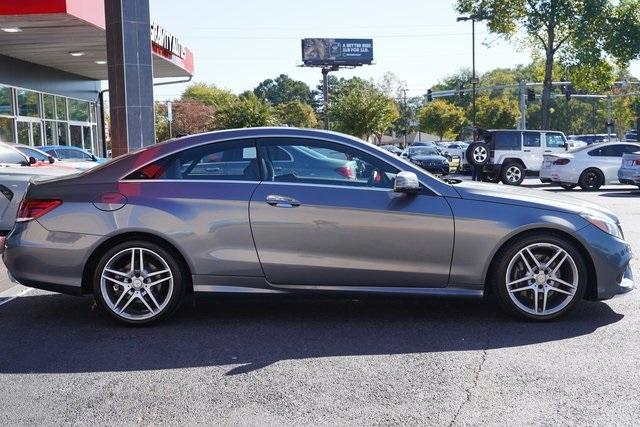 Used 2017 Mercedes-Benz E-Class E 400 for sale $37,992 at Gravity Autos Roswell in Roswell GA 30076 8
