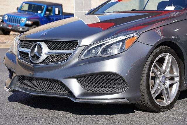 Used 2017 Mercedes-Benz E-Class E 400 for sale $37,992 at Gravity Autos Roswell in Roswell GA 30076 9