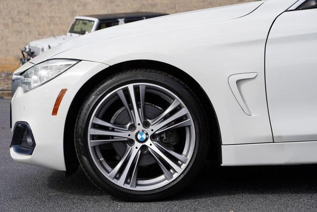 Used 2017 BMW 4 Series 430i Gran Coupe for sale Sold at Gravity Autos Roswell in Roswell GA 30076 10