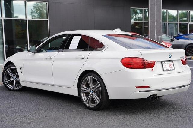 Used 2017 BMW 4 Series 430i Gran Coupe for sale Sold at Gravity Autos Roswell in Roswell GA 30076 11