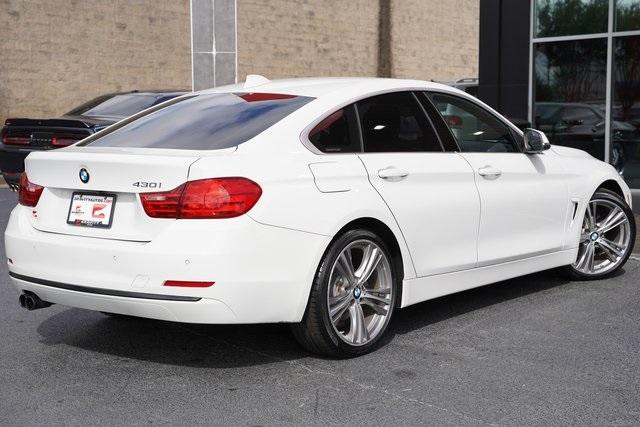 Used 2017 BMW 4 Series 430i Gran Coupe for sale Sold at Gravity Autos Roswell in Roswell GA 30076 13