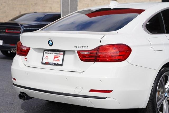 Used 2017 BMW 4 Series 430i Gran Coupe for sale Sold at Gravity Autos Roswell in Roswell GA 30076 14