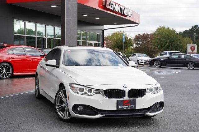 Used 2017 BMW 4 Series 430i Gran Coupe for sale Sold at Gravity Autos Roswell in Roswell GA 30076 2