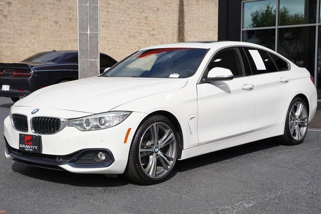 Used 2017 BMW 4 Series 430i Gran Coupe for sale Sold at Gravity Autos Roswell in Roswell GA 30076 5