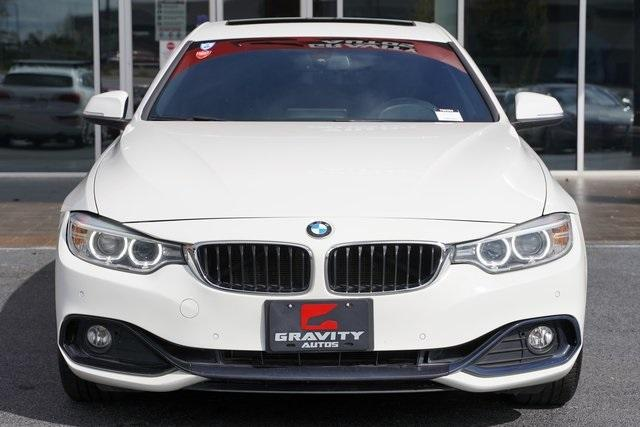 Used 2017 BMW 4 Series 430i Gran Coupe for sale Sold at Gravity Autos Roswell in Roswell GA 30076 6