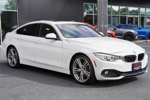 Used 2017 BMW 4 Series 430i Gran Coupe for sale Sold at Gravity Autos Roswell in Roswell GA 30076 7
